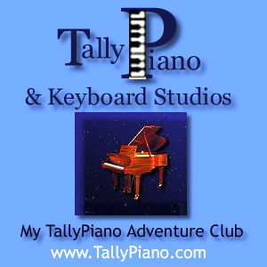 My Tally Piano Music Club