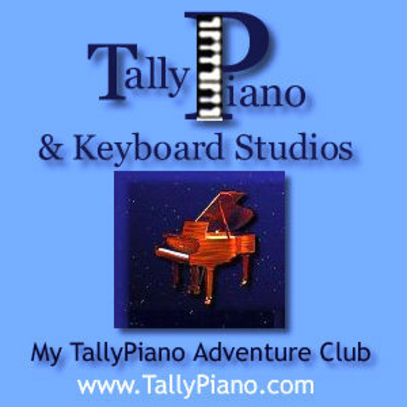 <![CDATA[My Tally Piano Music Club]]>